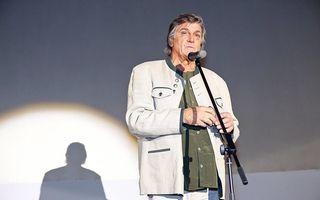 Florin Piersic primeşte Premiul pentru Întreaga Carieră la Gopo 2016