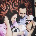 Copiii Cristinei Bălan au sindromul Down