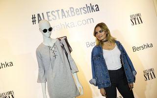 Alexandra Stan a lansat o colecţie de haine în Japonia
