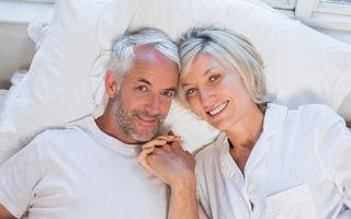 Sex. Ce greşeli faci în pat la 50 de ani. Cum să le eviţi