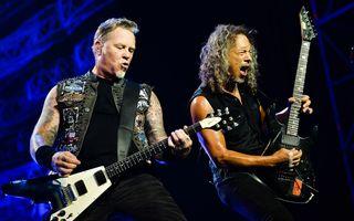 Metallica, prima trupă de heavy metal arhivată la cea mai mare bibliotecă din lume