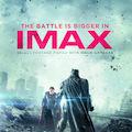 Bătălia dintre Batman şi Superman este mai impresionantă în IMAX