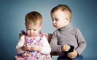 Copiii sub 12 ani nu ar trebui să folosească mobilul! 11 motive