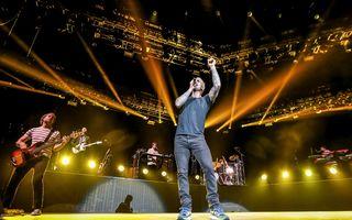 Trupa Maroon 5 cântă în România