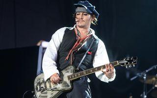 Johnny Depp vine în România pe 6 iunie!