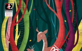 Bambi - O nouă premieră la Teatrul EXCELSIOR
