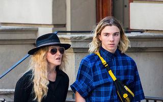 Fiul Madonnei, insultă la adresa mamei sale