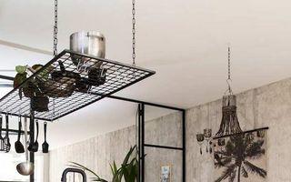 Casa ta. Cum să-ţi amenajezi o bucătărie în stil industrial. 30 de imagini
