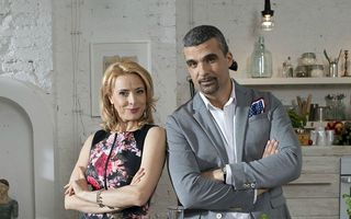 Monica Davidescu şi Aurelian Temişan au făcut pace cu banca