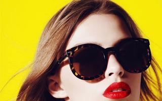 Modă. Cum să-ţi alegi ochelarii de soare în funcţie de forma feţei şi tonul pielii