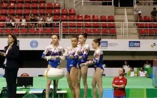 Echipa feminină de gimnastică a ratat calificarea la Jocurile Olimpice