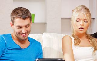 Cuplu. Gelozia dintre voi este normală sau vă distruge relaţia? 4 semnale de alarmă