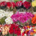 """De Duminica Floriilor """"înfloresc"""" afacerile cu flori"""
