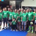 Serban Copot a alergat alaturi de fiul lui, Tedi, pentru a ajuta copiii cu hemofilie