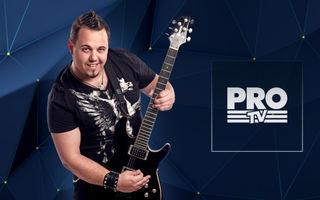 PRO TV şi Ovidiu Anton îşi unesc forţele pentru a aduce Eurovision 2016 în România
