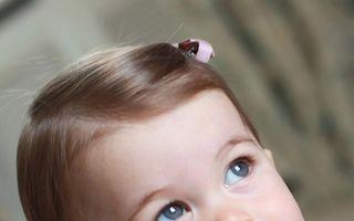 Prințesa Charlotte a împlinit un an - FOTO