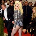 Lady Gaga, din nou extravagantă la un eveniment monden - FOTO