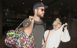 Miley Cyrus şi Liam Hemsworth sunt din nou împreună!