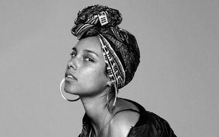 Alicia Keys lansează un nou single, după o pauză de patru ani