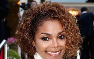 Janet Jackson este însărcinată cu primul copil, la 50 de ani