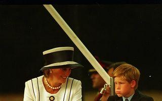 """Prințul Harry, cu gândul la Lady Di: """"Vreau s-o fac incredibil de mândră"""""""