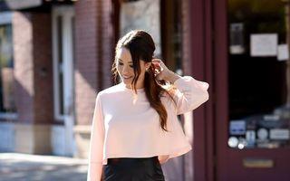 Fusta conică: 5 idei de styling în 2016