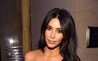 """Kim Kardashian promite: """"O să fac selfie-uri dezbrăcată până voi muri"""""""