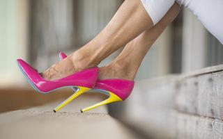 Pantofii stiletto: îi mai purtăm în 2016? Inspiră-te de la vedete!