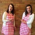 Ultimul trend pe Twitter: Poze cu colegi care se îmbracă la fel din întâmplare