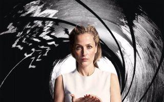 """Gillian Anderson, de la """"Dosarele X"""" la agentul 007: Poate fi o femeie următorul James Bond?"""