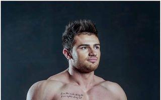 Cel mai arătos bărbat din țară: El va reprezenta România la Mr. World 2016!