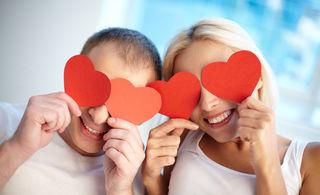 Cuplu de îndrăgostiţi
