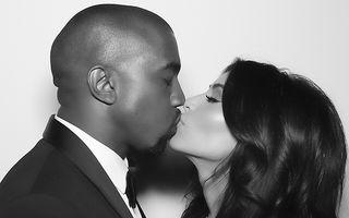 Kim Kardashian şi Kanye West, aniversare de doi ani de la nunta fastuoasă