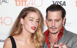 Johnny Depp și Amber Heard divorţează după 15 luni de căsnicie!