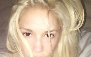 Gwen Stefani, fără machiaj: Poza care i-a înnebunit pe fani