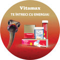 Vitamax Efervescent și te întreci cu energia!