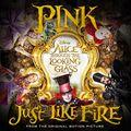 """P!nk semnează melodia """"Just Like Fire"""" de pe coloana sonoră a filmului """"Alice în Ţara Oglinzilor"""""""