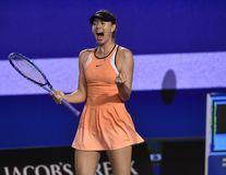 Maria Şarapova, suspendată doi ani de Federaţia Internaţională de Tenis