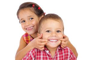 Cele mai bune alimente pentru dintii copiilor