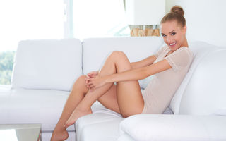 Cum să ai picioare perfecte, fără fire de păr sub piele