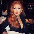Christina Aguilera, de nerecunoscut! Și-a schimbat radical look-ul