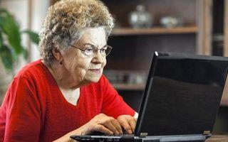 O bunicuţă a căutat ceva pe internet şi a înduioşat o lume întreagă