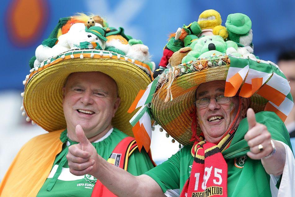 irlandezi Euro 2016