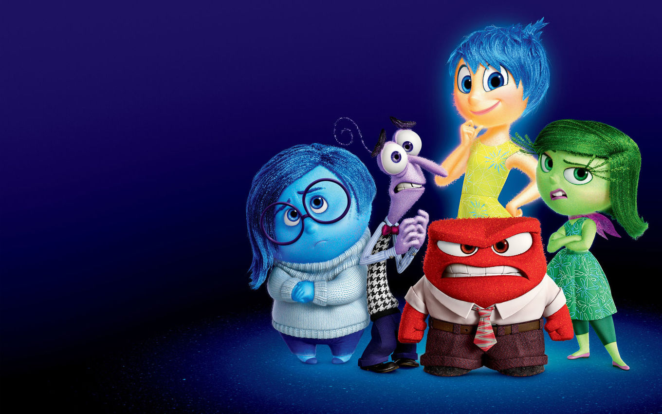 Personaje Inside Out