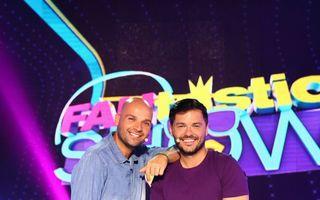 "Liviu Vârciu a filmat pentru ""FANtastic Show"" cu falca umflata"