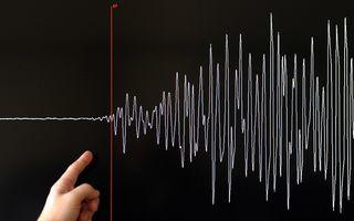 Cutremur de 3,9 grade în judeţul Vrancea