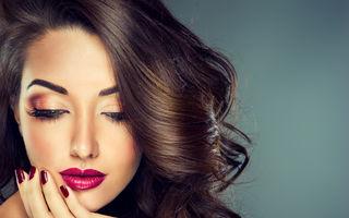 Ce nuanță de ruj ți se potrivește în funcție de culoarea părului