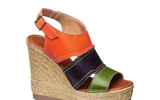 Recomandarea Deichmann pentru un look lejer de vară: sandalele cu platformă