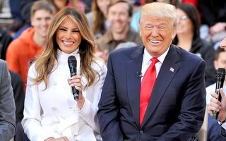 Soția lui Donald Trump s-a făcut de râs! A plagiat un discurs din 2008 al lui Michelle Obama