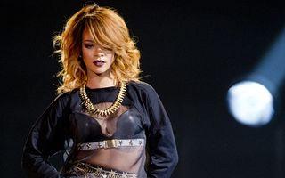 Video. O avocată a desenat-o pe Rihanna pe nas şi a făcut senzaţie pe internet!